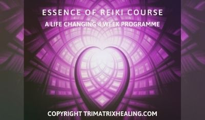 Essence of Reiki course